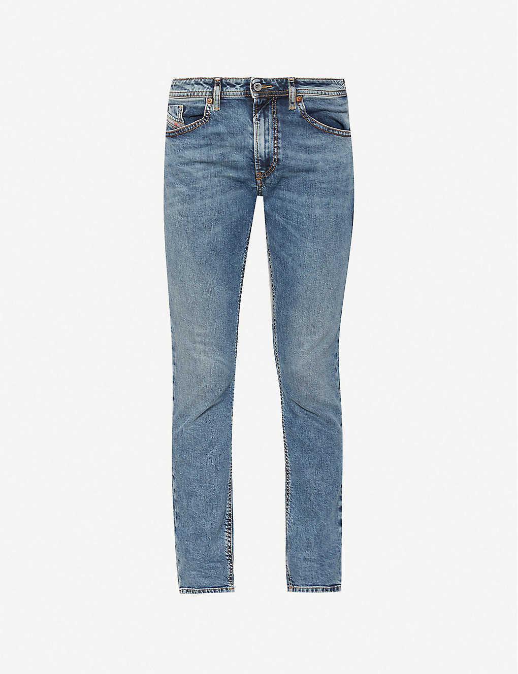 5ce12750 DIESEL - Thommer slim-fit skinny jeans   Selfridges.com