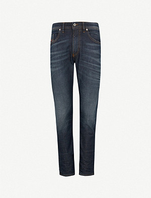 DIESEL Thommer slim-fit skinny denim jeans
