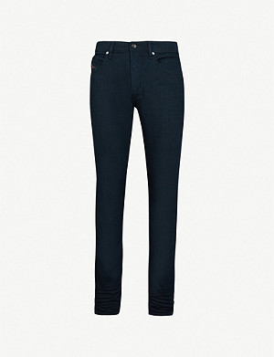 DIESEL Thommer slim-ft skinny low-rise stretch-denim jeans