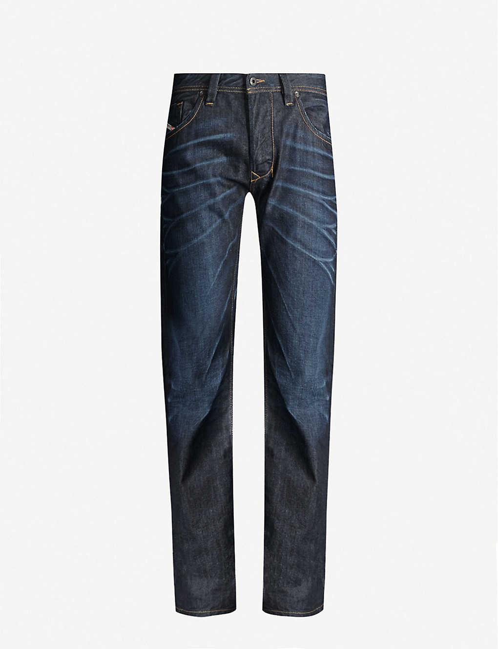 87d00b3e DIESEL - Larkee regular-fit straight jeans | Selfridges.com