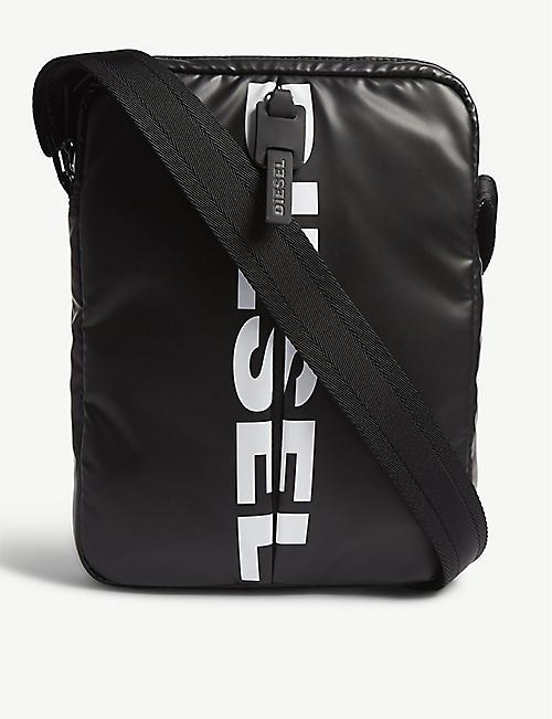 DIESEL Diesel F-Bold small cross body bag