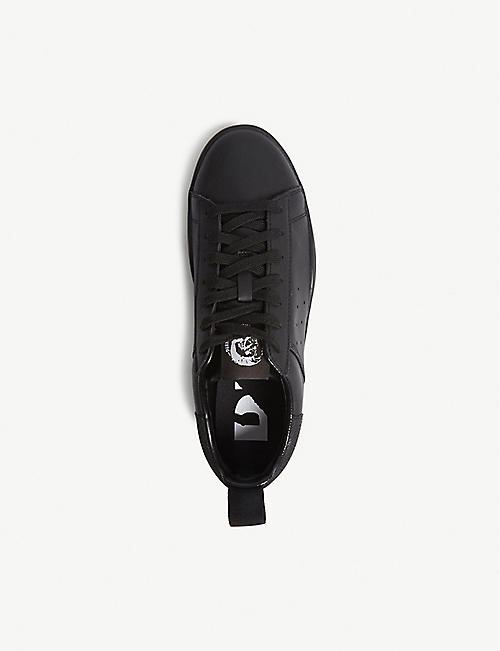 DIESEL Diesel S-clever leather low-top sneakers