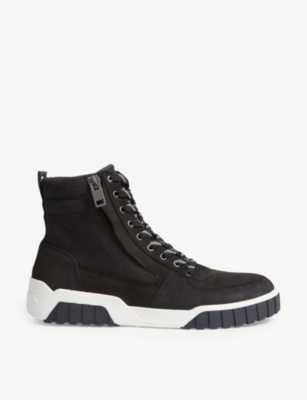 DIESEL S-RUA MC high top trainer