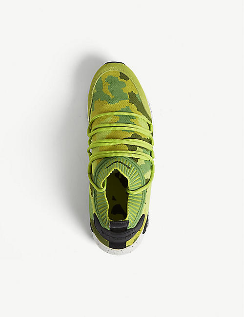 DIESEL Camouflage trainers