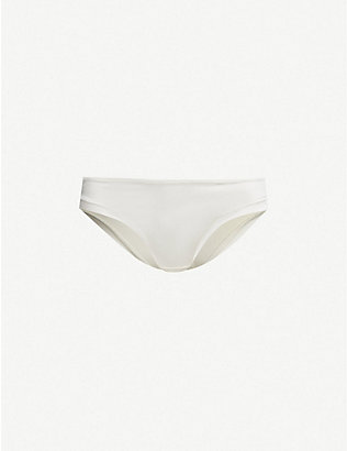 MYLA: Covent Garden silk-satin briefs