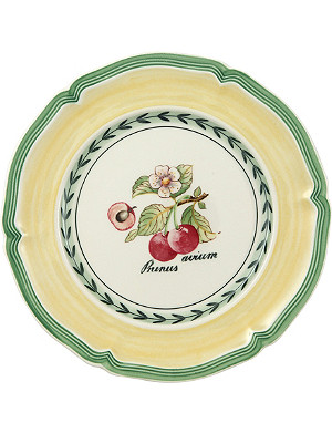 VILLEROY & BOCH French Garden Valence bread and butter plate 17cm