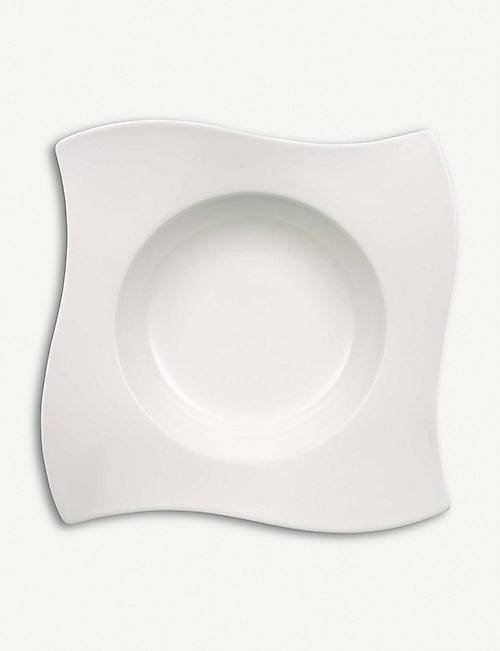 VILLEROY & BOCH: New Wave Pasta Bowl in premium porcelain 28cm