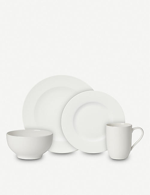 VILLEROY & BOCH: For Me 16-piece service set for four people