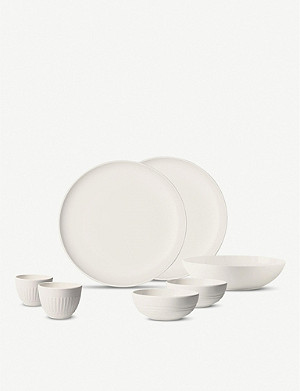VILLEROY & BOCH It's My Match First Love tableware set of seven