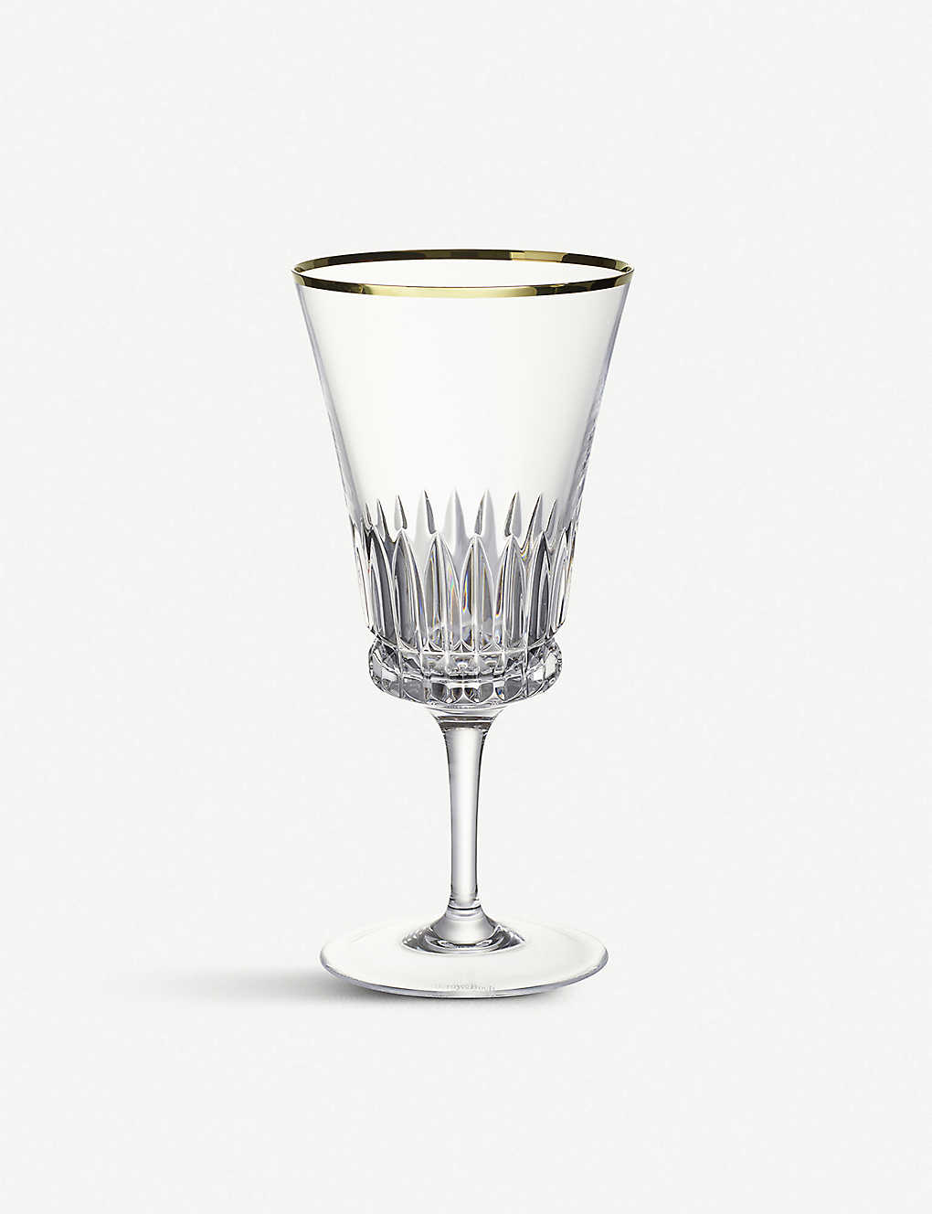 VILLEROY & BOCH: Grand Royal Gold water goblet