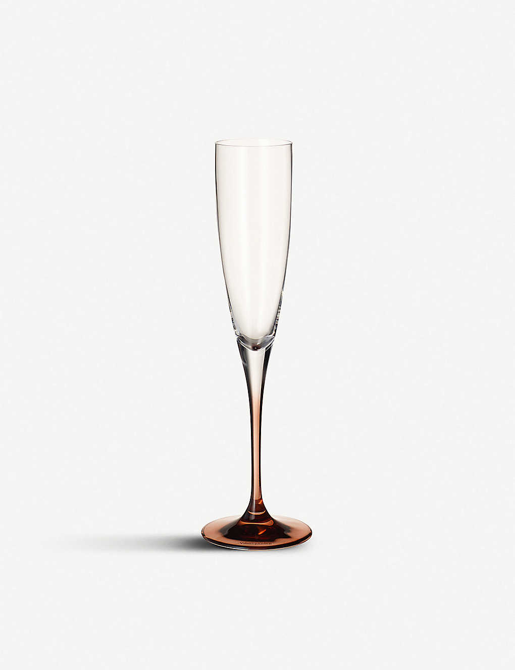 VILLEROY & BOCH: Manufacture champagne flutes set of two