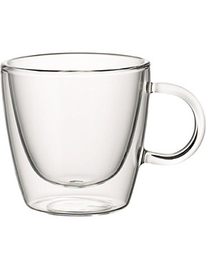 VILLEROY & BOCH Artesano medium glass cup 8cm
