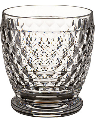 VILLEROY & BOCH: Boston crystal tumbler 100mm. 0.33l