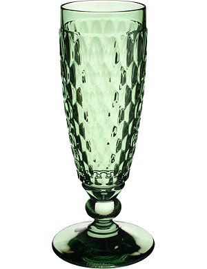 VILLEROY & BOCH Boston coloured champagne flute 163mm