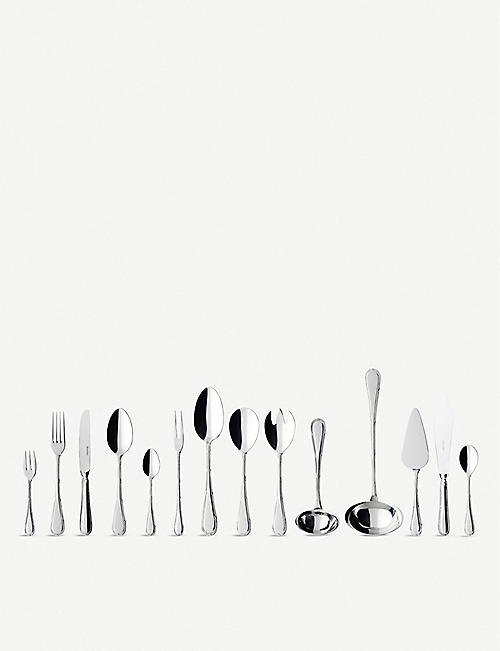 VILLEROY & BOCH: Kreuzband Septfontaines stainless steel cutlery 70-piece set