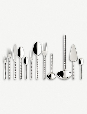 VILLEROY & BOCH Montauk table cutlery set 70 pieces