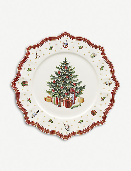 VILLEROY & BOCH: Toy's Delight Royal Classic buffet plate