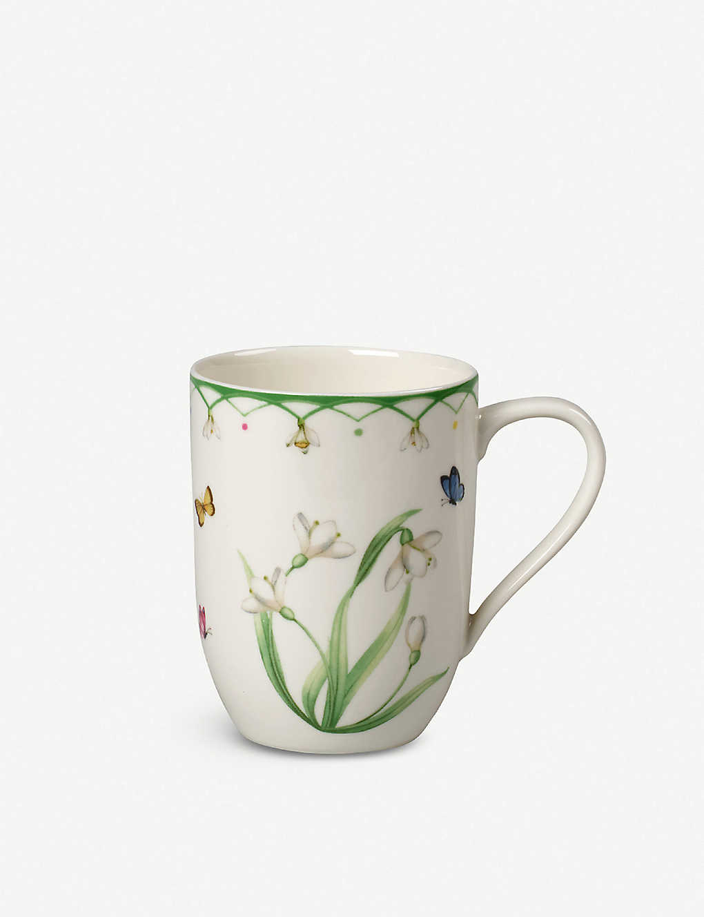 Villeroy Boch Colourful Spring Porcelain Coffee Mug Selfridges Com