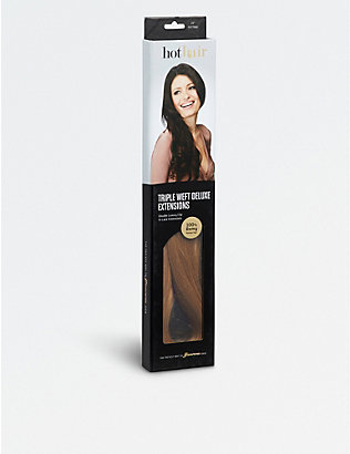 HOTHAIR: Triple weft hair extensions 22""