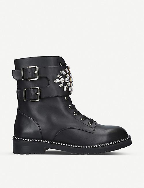 4b5cd09022bef Biker boots - Boots - Womens - Shoes - Selfridges