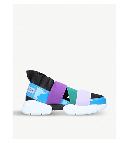 PUCCI City Up Sneakers in Multi