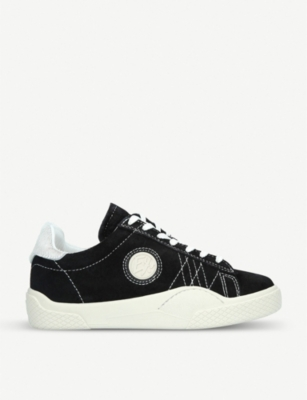 EYTYS Wave suede low-top trainers