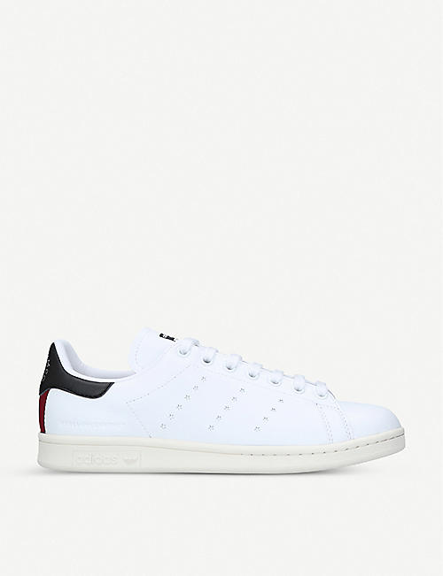 STELLA MCCARTNEY Stella McCartney x Stan Smith recycled-polyester trainers