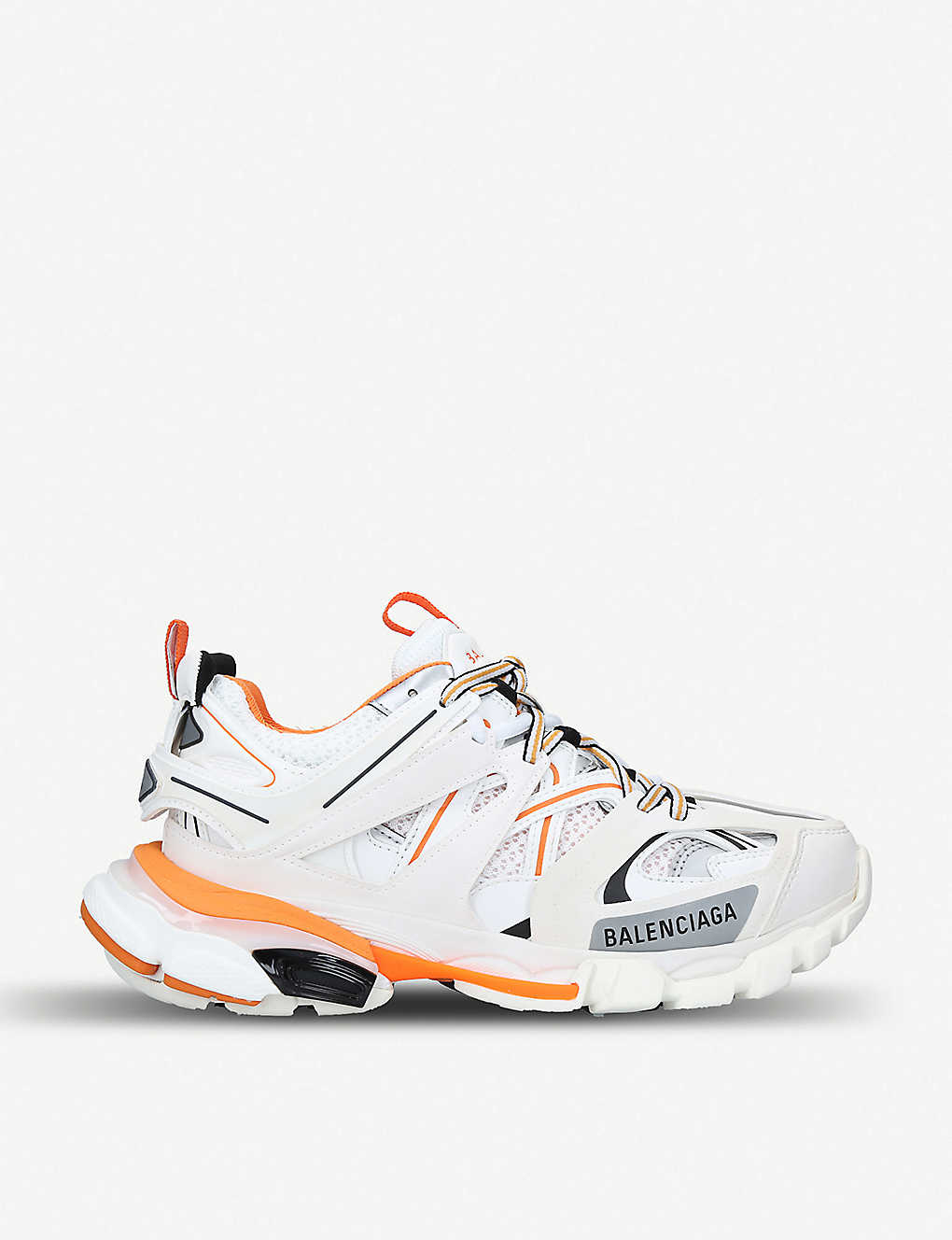 84103a5a4862 Track nylon and mesh trainers - Whiteoth ...