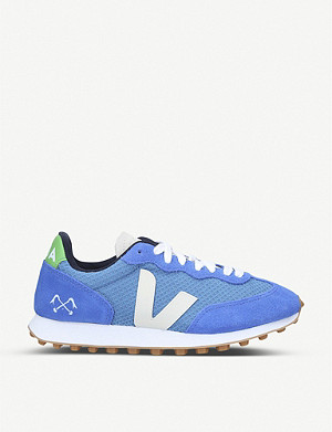 VEJA X Bleu de Paname low-top Hexamesh trainers