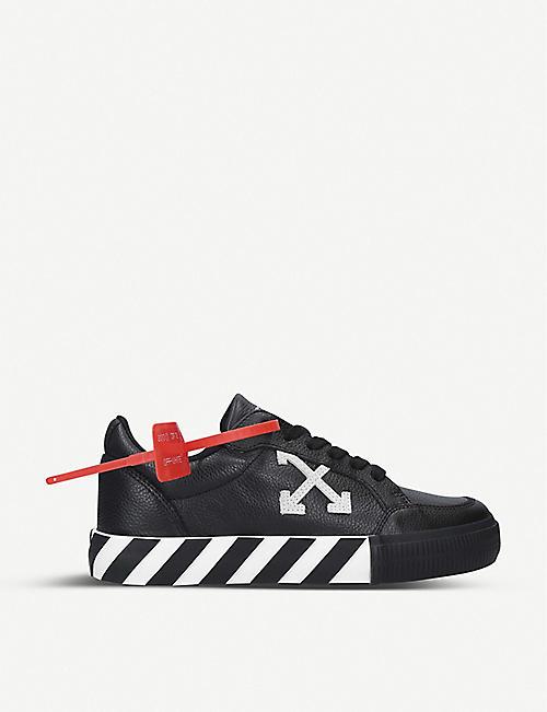 0f2c7f197 OFF-WHITE C/O VIRGIL ABLOH - Shoes - Selfridges | Shop Online