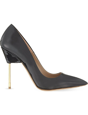 KURT GEIGER LONDON Britton leather courts