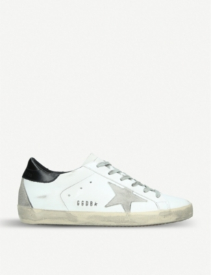 GOLDEN GOOSE Superstar W5 leather trainers