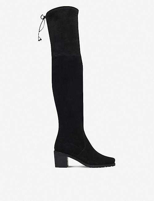 c89f6379a306 STUART WEITZMAN - Boots - Womens - Shoes - Selfridges