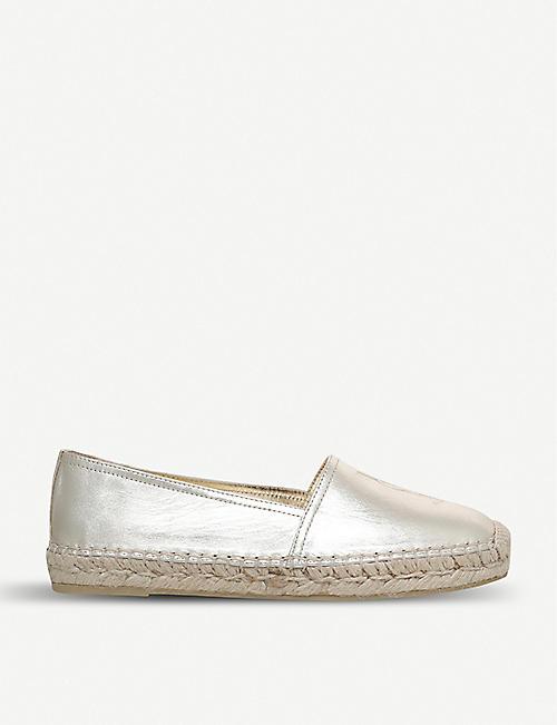 de4ef381c0b SAINT LAURENT - Espadrilles - Flats - Womens - Shoes - Selfridges ...