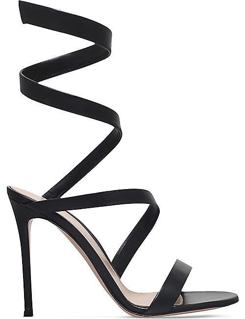 c499f5376c1 GIANVITO ROSSI Opera 105 leather strappy sandals