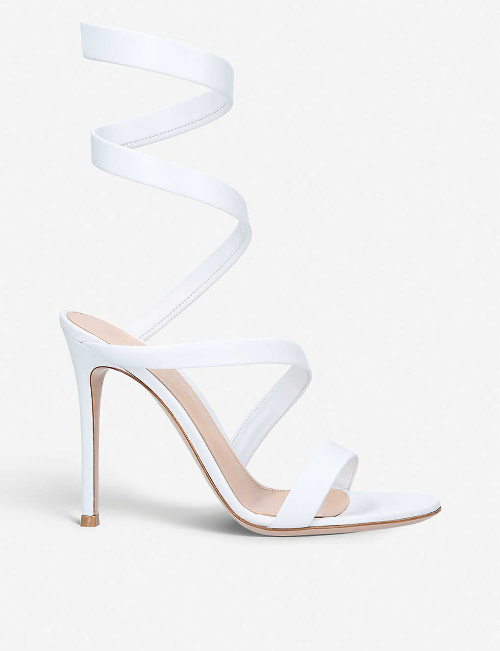 f7f64ac779 GIANVITO ROSSI - Opera 105 leather strappy sandals | Selfridges.com