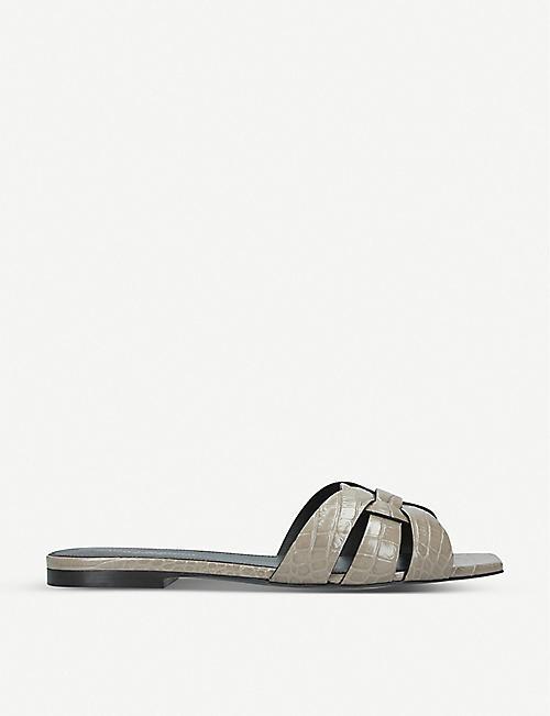 73500ff4c47 SAINT LAURENT - Shoes - Selfridges | Shop Online