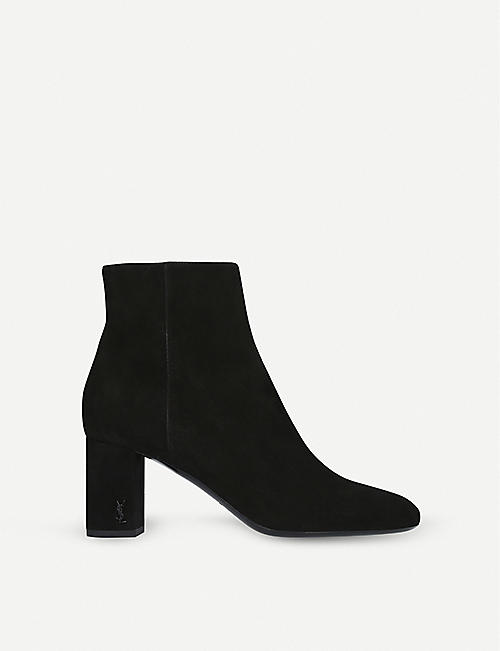 Boots for Women, Booties On Sale, Black, Leather, 2017, 4.5 5.5 7 8.5 Jimmy Choo London