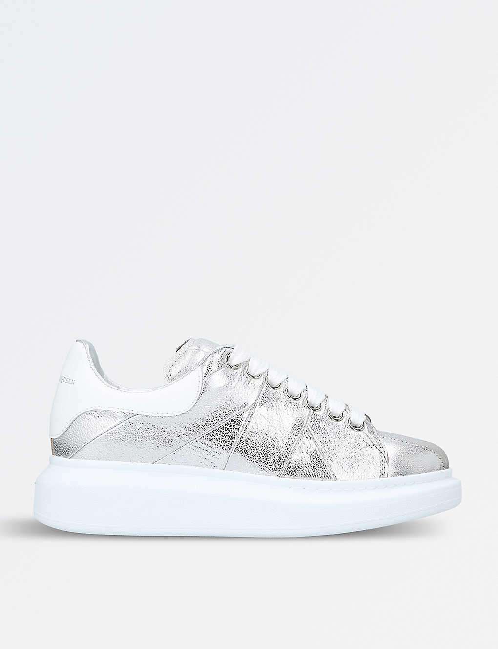 d64521275744 Runway leather trainers zoom  Runway leather trainers zoom ...