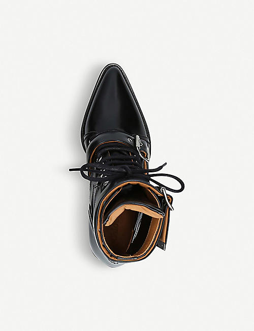 e3597a7fd Biker boots - Boots - Womens - Shoes - Selfridges | Shop Online
