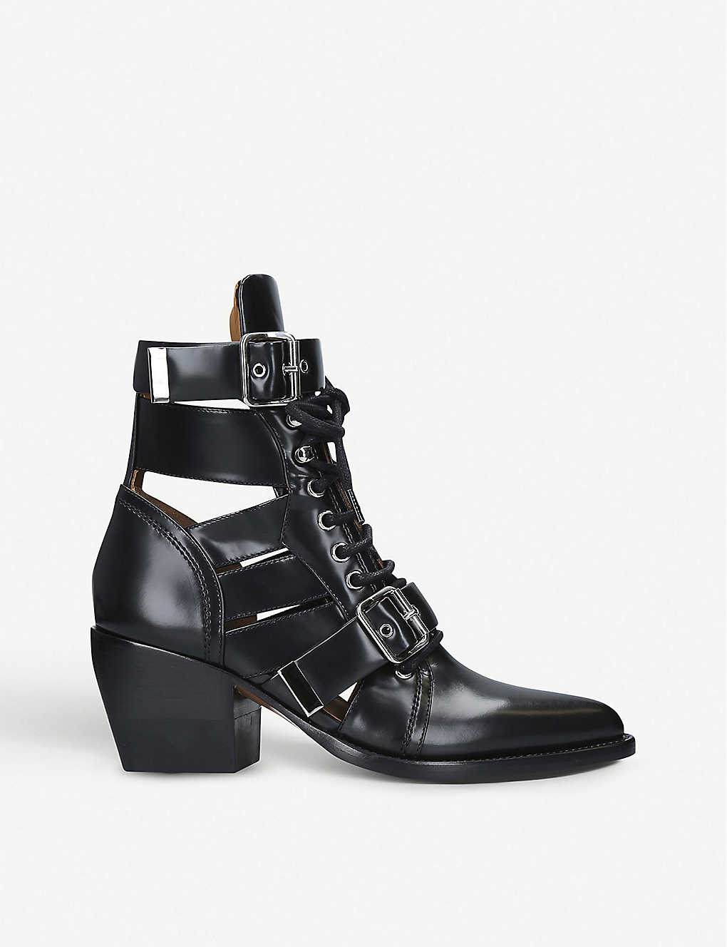 cfb2d6c8 Rylee lace-up leather boots