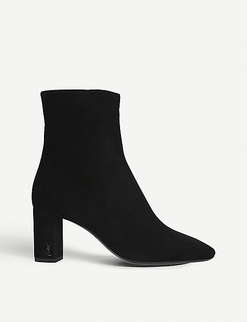SAINT LAURENT - Boots - Shoes - Womens - Selfridges  ce30dd352c