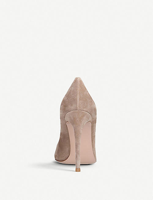 e41ddcbd66 GIANVITO ROSSI Gianvito 105 suede courts · Quick Shop