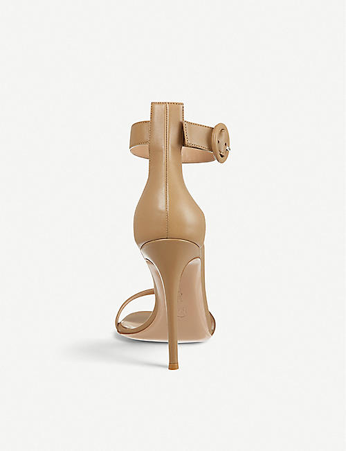 GIANVITO ROSSI Portofino 105 heeled sandals