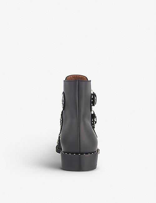 8db2b6bc65 Biker boots - Boots - Womens - Shoes - Selfridges   Shop Online