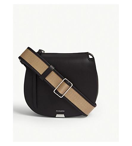 Allsaints Shoulder Darcy leather shoulder bag
