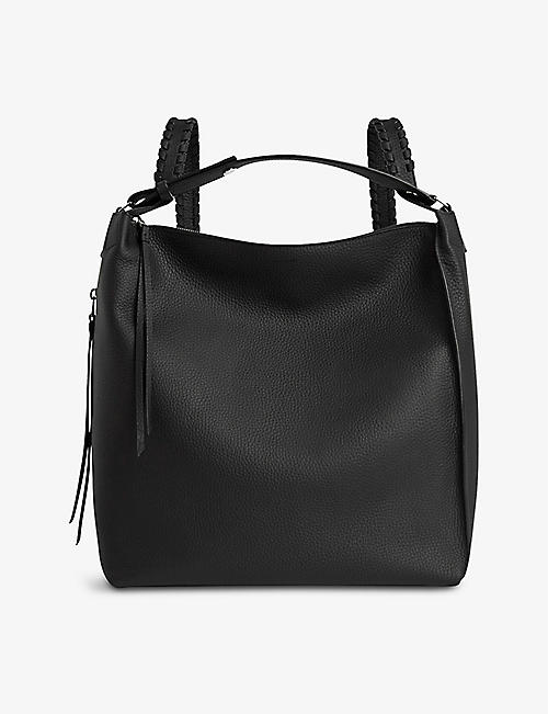 ALLSAINTS: Kita leather backpack
