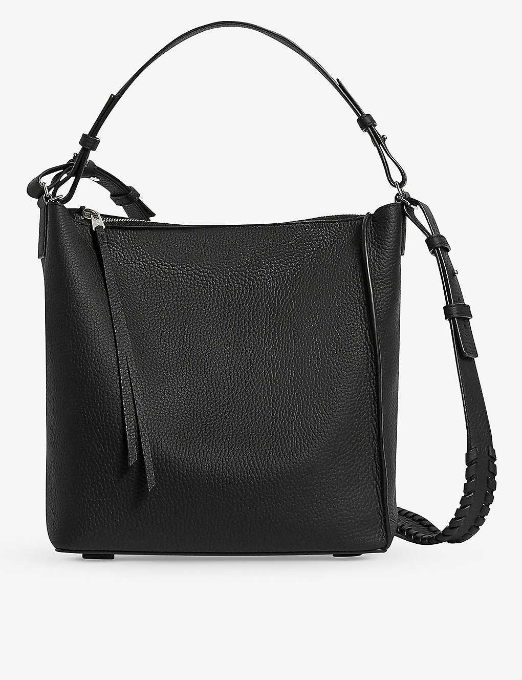 6e6d9dfa59 ALLSAINTS - Kita leather cross-body bag | Selfridges.com