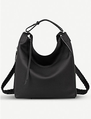 ALLSAINTS: Kita small leather backpack