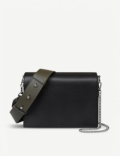 quality design picked up promo code ALLSAINTS - Womens - Bags - Selfridges | Shop Online